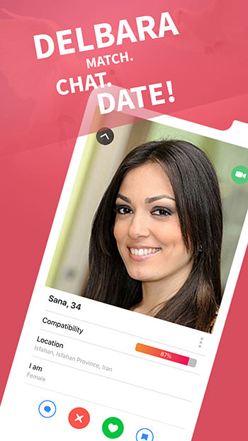 Persian dating app